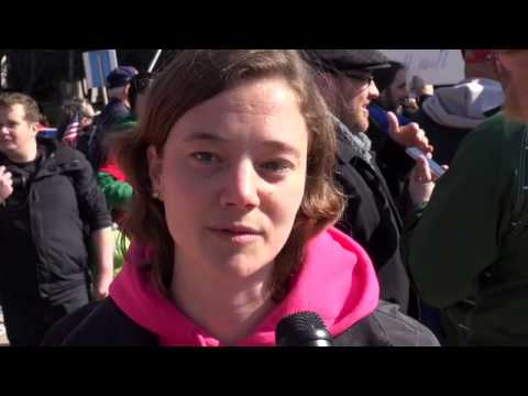 Supreme Court Rally - Same Sex Marriage Clip 1 video