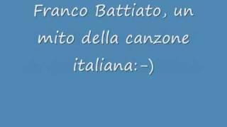 Watch Franco Battiato Sentimento Nuevo video
