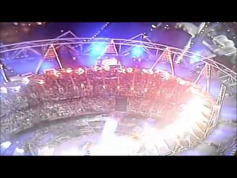 Queen declares Open Paralympic Games London 2012
