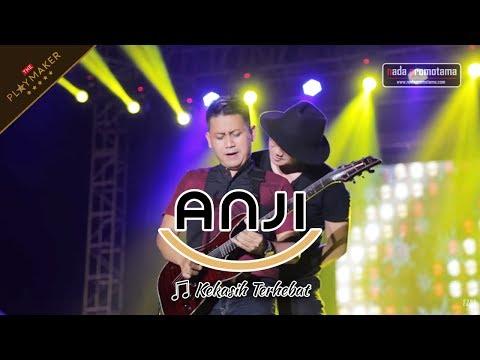KEKASIH TERHEBAT | ANJI [Live Konser 22 April 2017 di Lap. Arhanudse Pilang Cirebon]