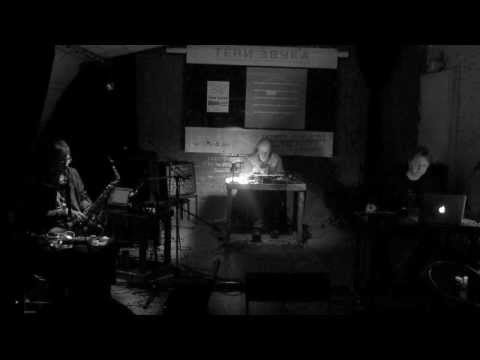 Keith Rowe, Kurt Liedwart, Ilia Belorukov | Teni Zvuka 2013 | Mikroton Live 2
