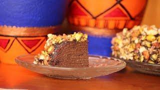 WHEAT CHOCOLATE CREPE CAKE #NOBAKECAKE#NOMAIDA#NOWHITESUGARCAKE#WHEATCREPECAKE