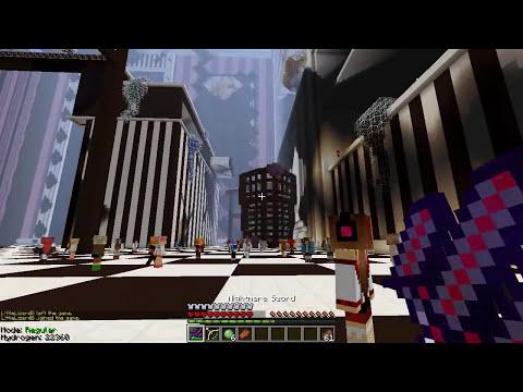 Minecraft Mods | MORPH HIDE AND SEEK - GIRLFRIEND MOD! (Orespawn Mod, CrazyCraft)