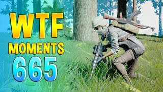 PUBG WTF Funny Daily Moments Highlights Ep 665