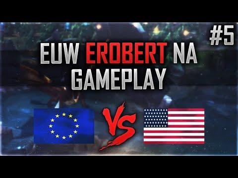 EUW Erobert NA: NA Jungler #5 [Lets Play] [League of Legends] [Deutsch/German]