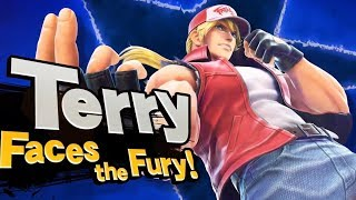 Super Smash Bros Ultimate Terry Reveal Trailer Nintendo Direct 2019