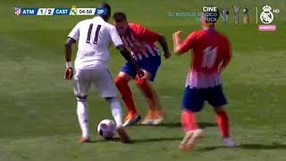 Vinicius Jr vs Atletico Madrid B | (02/09/2018) HD 1080i