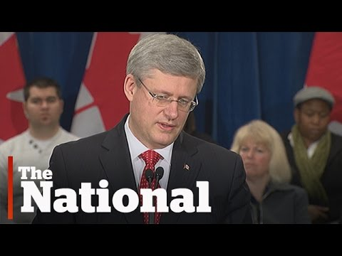Stephen Harper to resign as MP