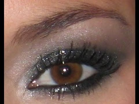 Intense smokey paillett maquillage du nouvel an youtube - Maquillage nouvel an ...