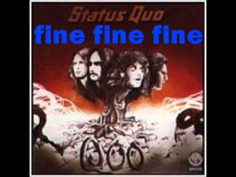Status Quo - Backwater