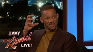 Will Smith on His Competitive Friend Michael Jordan