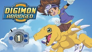 Digimon Abridged Episode 01: Going Digital
