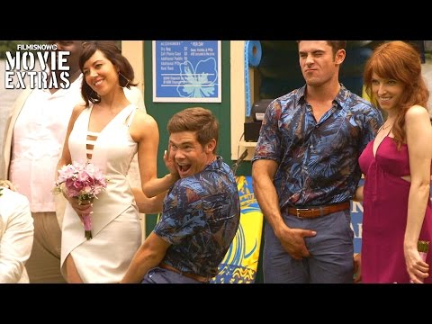 Go Behind The Scenes Of Mike And Dave Need Wedding Dates (2016)