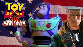 Small Soldiers Story (Toy Story Mash-Up Trailer)