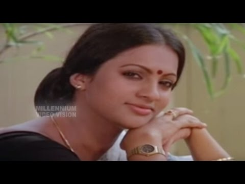 Malayalam Evergreen Song   MIZHIYIL MEEN PIDANJU   സന്ധ്യക്ക് വിരിഞ്ഞ പൂവു്   Mammootty & Seema