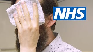 How to treat a stye | NHS