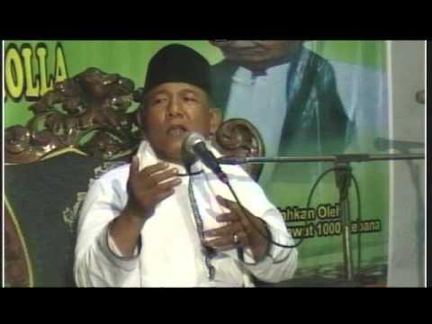KH Syairozi. Pengajian Maulid Nabi Muhammad 1436 H / 2015 M