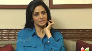English Vinglish - Sridevi On English Vinglish | Latest Tamil Film | Sridevi - Priya Anand