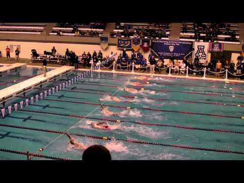 PAC 12 2013 Men's Swimming Championship 200 Backstroke