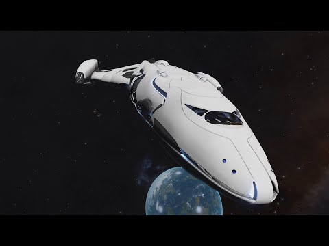Elite Dangerous 1.5: Ships - Imperial Cutter