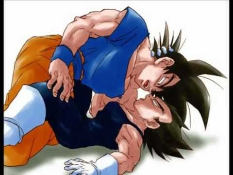 Goku X Vegeta - Ti Amo (yaoi) video