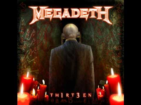 Megadeth thirteen (TH1RT3EN)