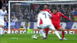 Golazo Cr7 vs Sevilla 09/02/2013