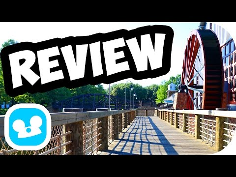 Disney's Port Orleans Riverside Review, Walt Disney World