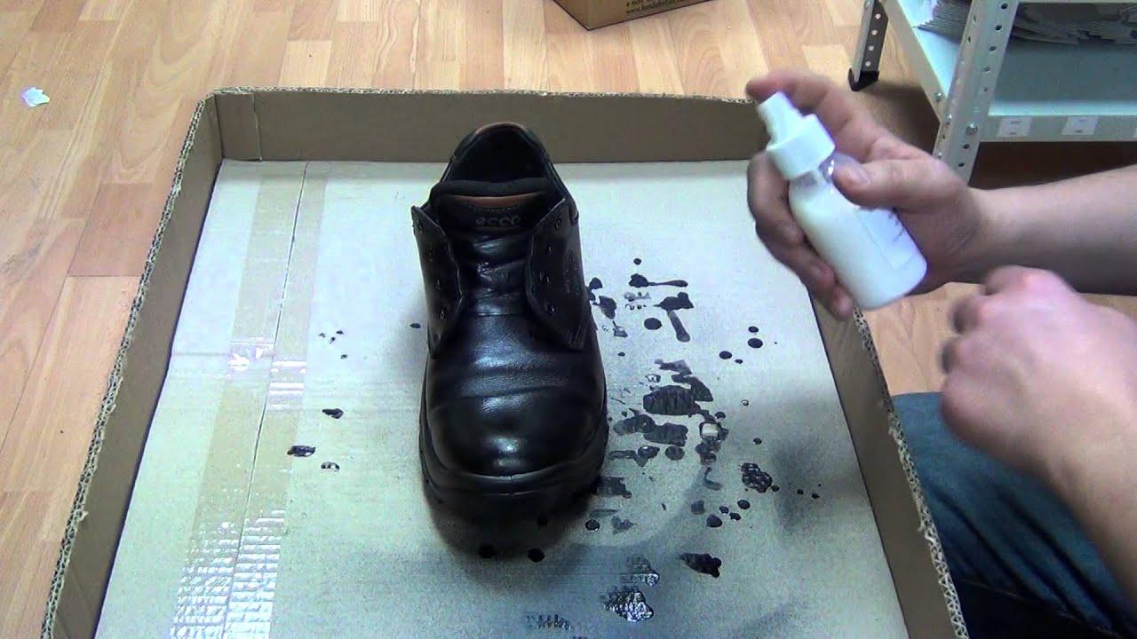 Реставрация обуви покраска своими руками