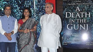 Death in the Gunj Poster Launch | Konkana Sen Sharma, Kalki Koechlin