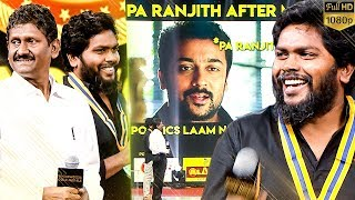 Simbu or Seeman - Yaaru Aalaporaan Thamizhan? - Pa Ranjith's Instant Reply! - Don't Miss!!