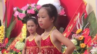 lễ khai giảng trương tiểu học ngọc sơn kiến an hải phòng 2016