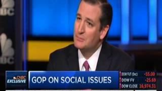 Sen. Ted Cruz on Squawk Box