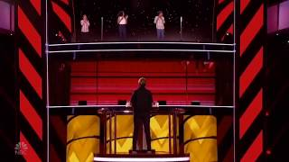 The concequences of failing a game show