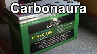 178. Installing Lead Carbon batteries (12V 100Ah) into my canal narrowboat