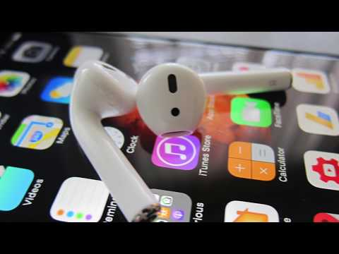 Apple AirPods - Ънбоксинг и Ревю