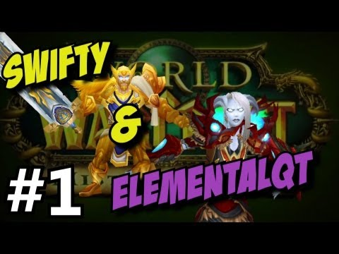 Swifty & Friends Mists of Pandaria ep1 (gameplay/commentary)