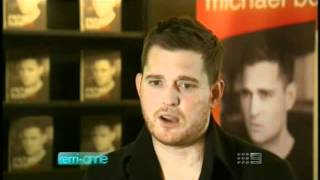 Michael Buble - book