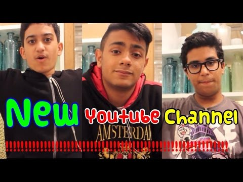 NEW CHANNEL! PRANKS, SHORT FILMS, REACT VIDEOS AND MORE!
