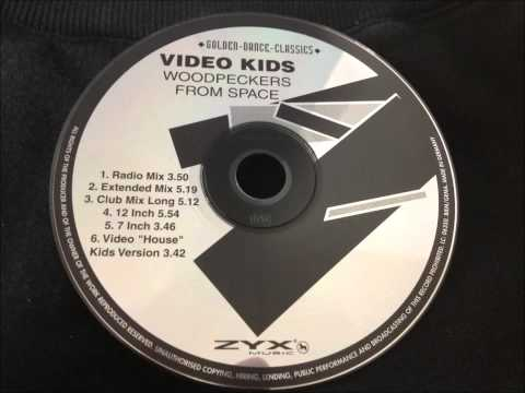 Video Kids - Woodpeckers From Space video