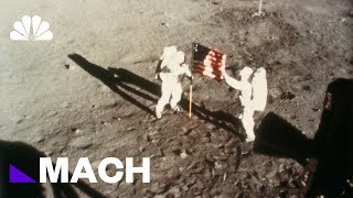 Relive Apollo 11's Historic Moon Landing | Mach | NBC News