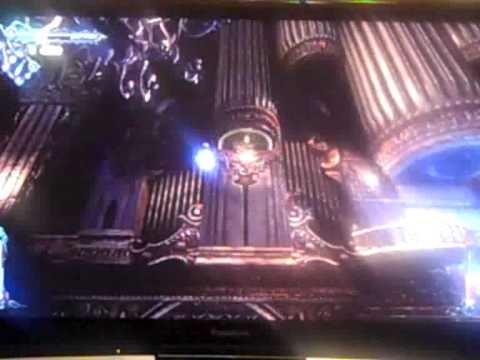 Castlevania Lords of Shadow - Clock tower