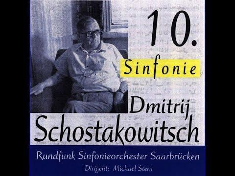 Deutsche Radio Philharmonie Saarbrücken-Kaiserslautern - Dmitrij Schostakowitsch - 10.Sinfonie (...
