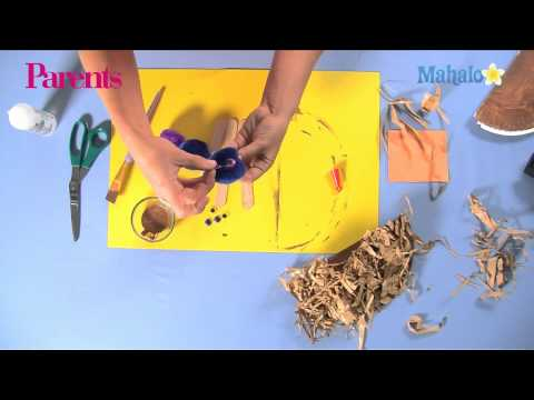 How To Make A Baby Bird Nest video