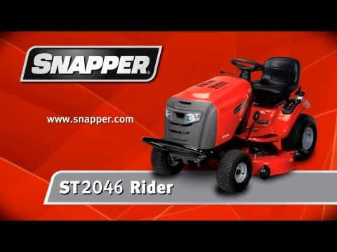 Snapper ST2046 Riding Mower