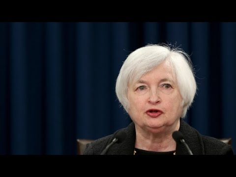 People are freaking out about this Janet Yellen speech