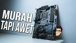 Motherboard Untuk Intel Paling AWET dan Paling Murah! Review Gigabyte Z390 UD Indonesia !