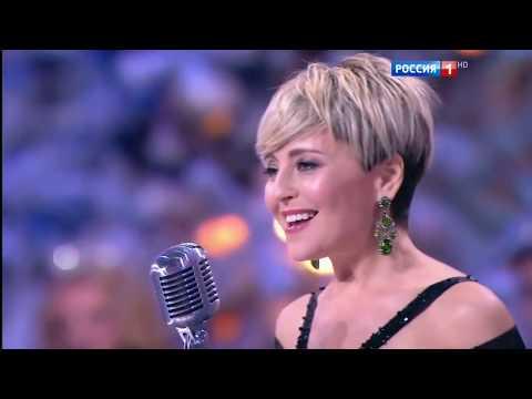 Анжелика Варум и Игорь Крутой - «Опоздавшая любовь» (Голубой огонёк-2017)
