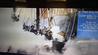 Trailer phim cướp biển vùng caribe (:)//