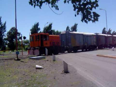 locotractor 01 de ACINDAR servicio interno